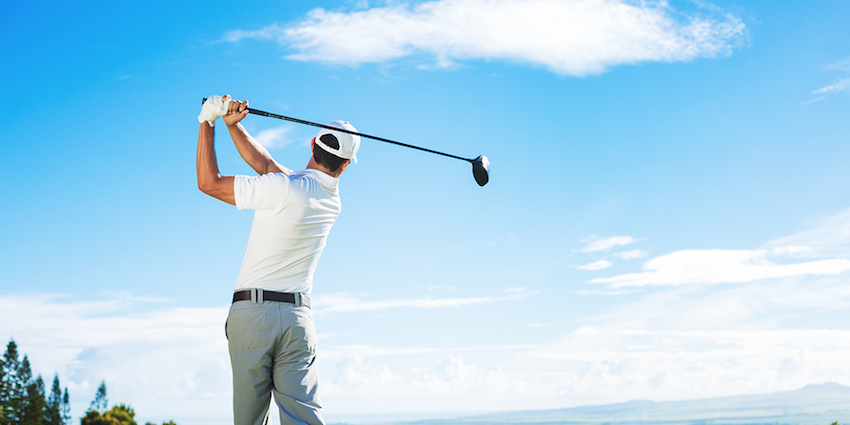 golf massage therapist