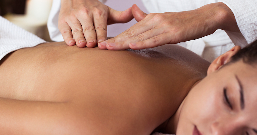integrate massage techinques